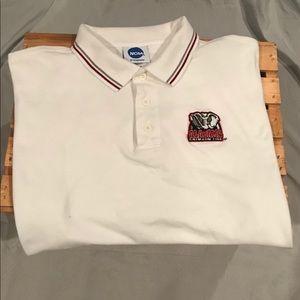 Alabama Crimson Tide Polo Shirt Size Large